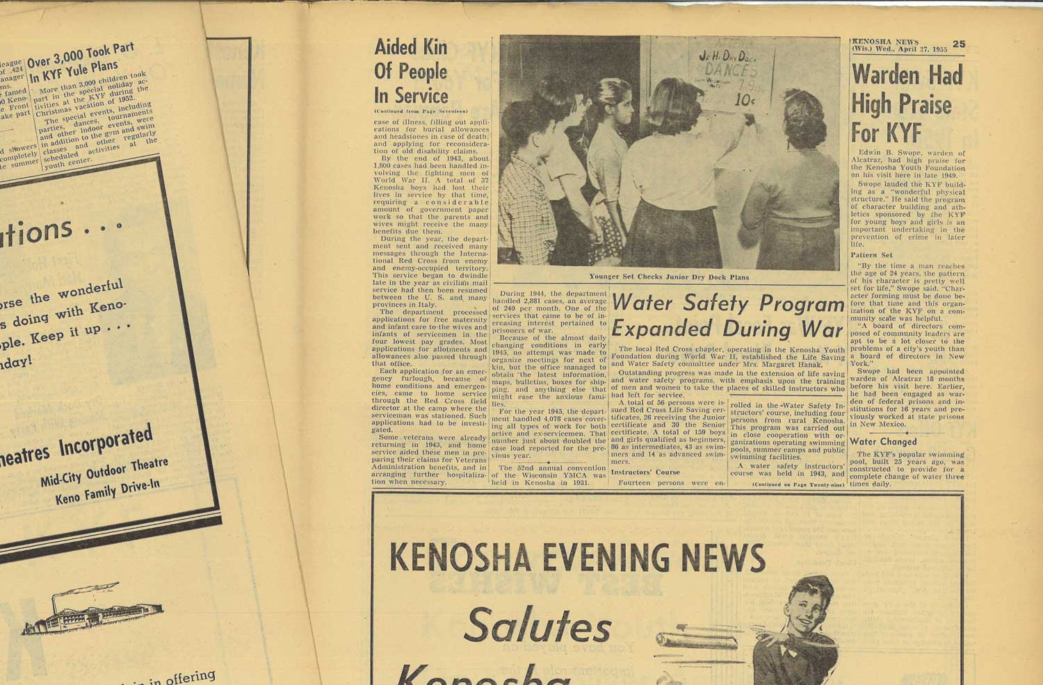 News Page, Feature Image