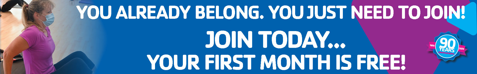 You are already a member, you just need to join! Join today and your first month is FREE!
