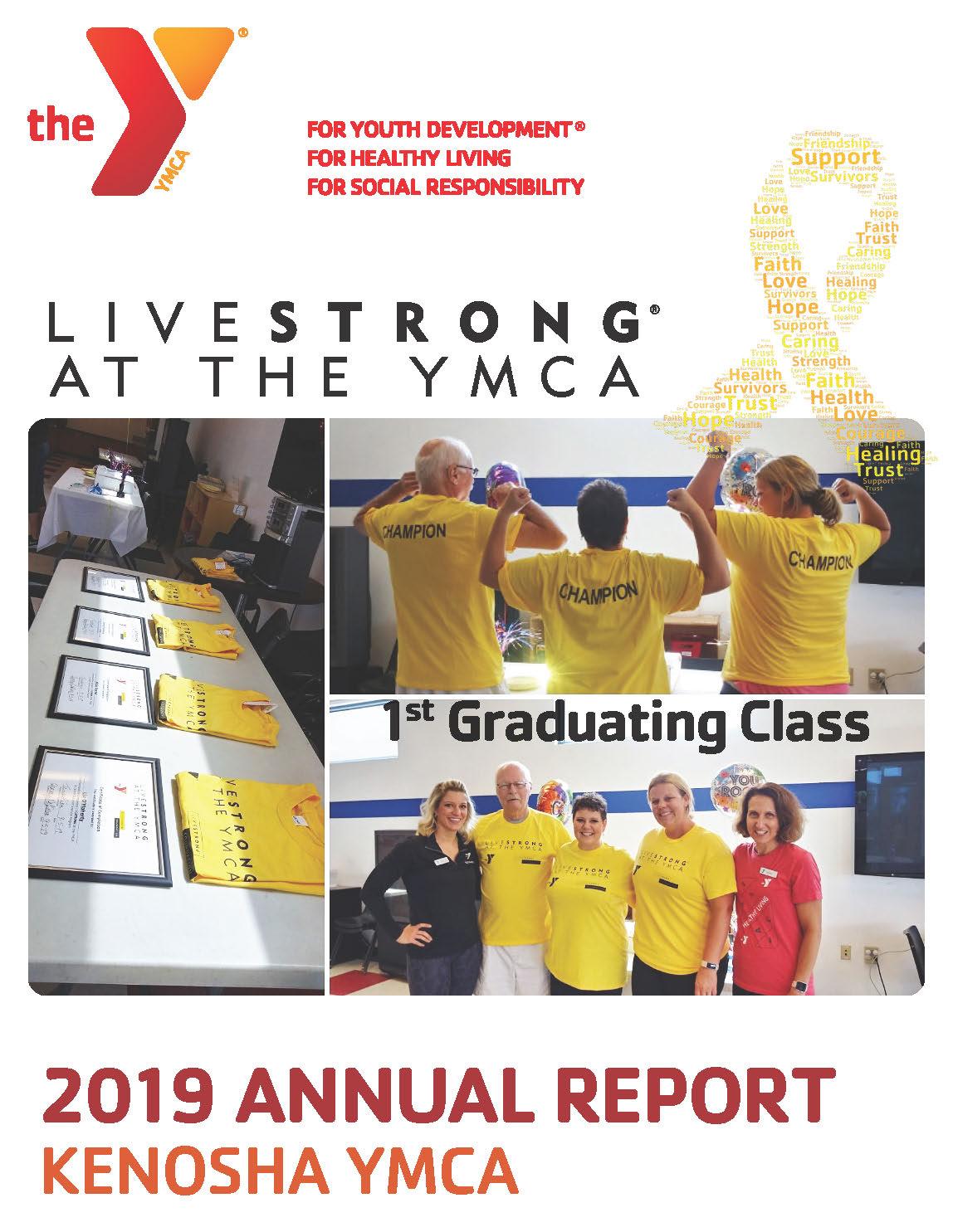 Kenosha YMCA 2019 Annual Report