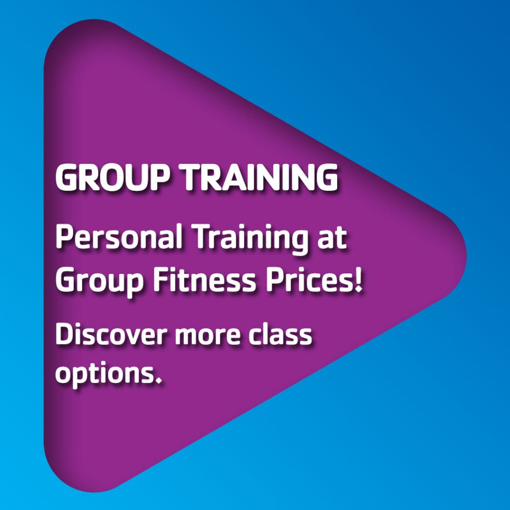 Click for Group Training Classes