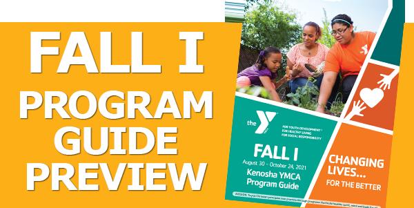 Fall 1 Program Guide Preview
