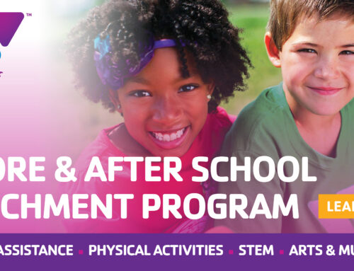 Before & After School Child Care at the Y