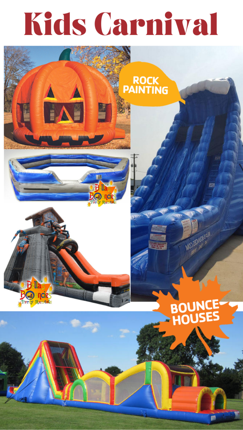 Kids Carnival Attractions