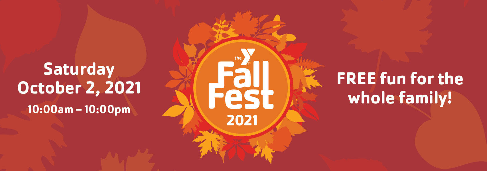 Ymca Fall Fest - October 2 - Fun for the whole family